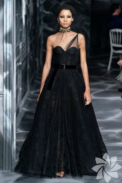 Dior 2019-20 Sonbahar/Kış Couture