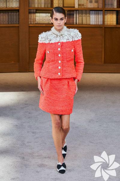Chanel 2019-20 Sonbahar/Kış Couture