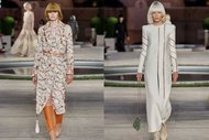 Fendi 2019-20 Sonbahar/Kış Couture