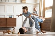 Babasıyla oynadığı oyunlar çocuğunuz için ne ifade ediyor?