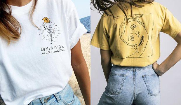Tişört giymenin 5 farklı yolu