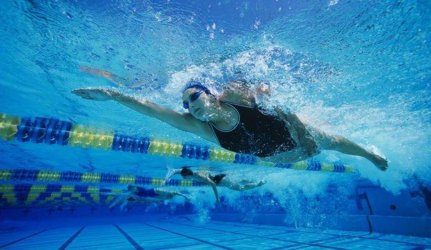Yüzmek kilo almanıza sebep olabilir!