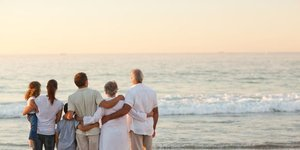 Evlilik ve birleşen aileler