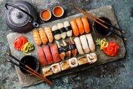 İstanbul'daki en dikkat çeken 6 suşi restoranı