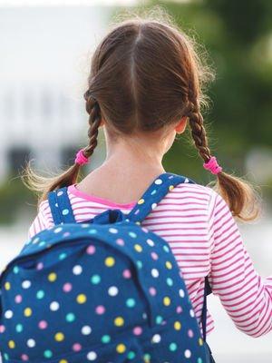 Okulun ilk günü...