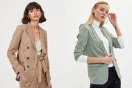 2019 sokak stili: Blazer ceketler