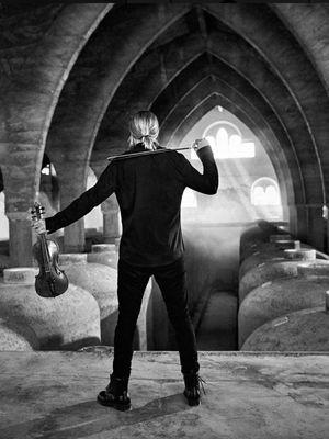 Dünyanın en hızlı keman çalan insanı: David Garrett