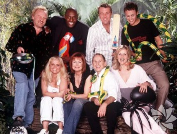 100. I'm a Celebrity ... Get Me Out of Here! (2002 - )