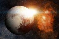 Plüton yıkar Satürn inşa eder...