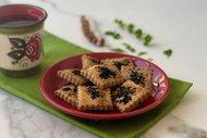 Biberli minik krakerler
