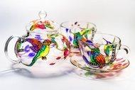 Vitray sanatçısı Vita'nın şahane eserleri