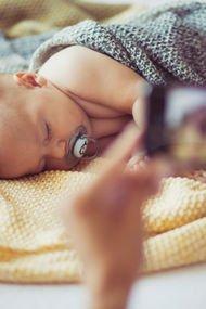 Bebek fotoğrafı çekmenin püf noktaları