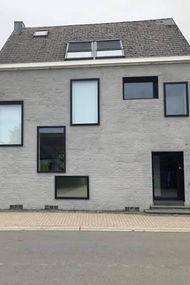 Belçika'da evler çok garip...