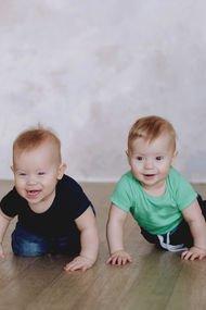 İkizlerim 8 aylık!