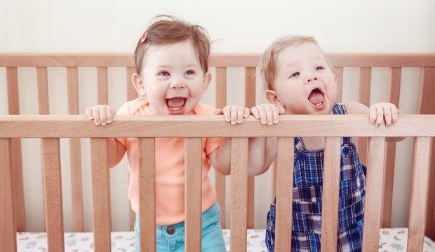 İkizlerim 9 aylık!