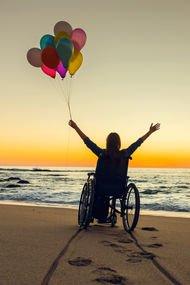 """Engelli kadınlar """"Bağımsız yaşam hakkımız!"""" diyor"""