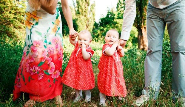 İkizlerim 10 aylık!