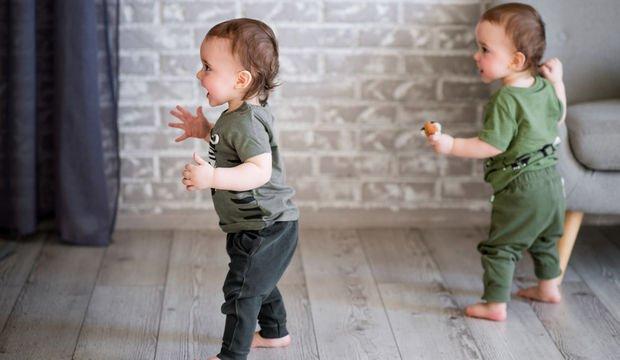 İkizlerim 13 aylık