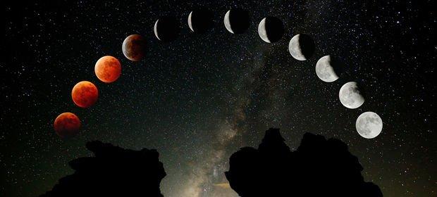 Ünlü astrologlardan 10 Ocak Ay tutulması yorumu