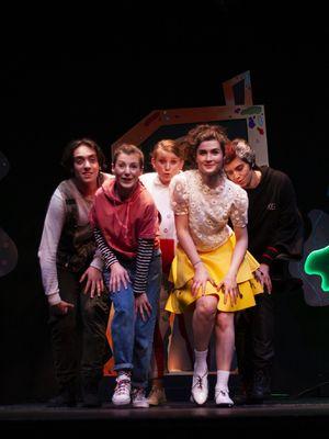 Çocuklar için tiyatro oyunları ve müzikaller