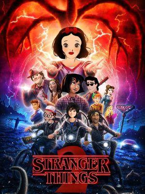 Disney karakterleri afişlerde!