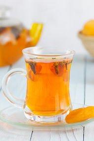 Zayıflatan kayısı çayının birçok faydası var!