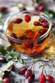 Kuşburnu çayının bir sürü faydası var!