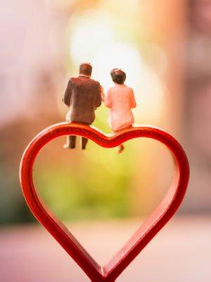 Evlilik hesap işi, değil sevgi yoludur