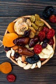Kabızlık sorununa yardımcı: Kuru meyveler