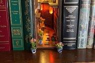 Başka dünyalara açılan kitap kuytuları