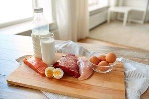 Tüketilen protein çeşidi hormonal dengeyi etkiliyor