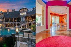 Birbirinden ilginç ve pahalı evler