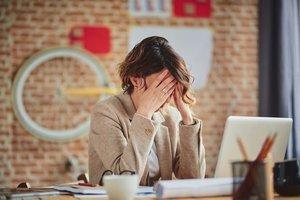 Stres kalçalarınızda birikiyor!